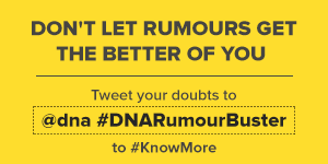 DNA Rumour Buster