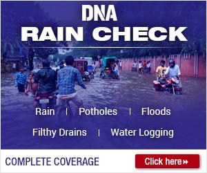DNA Rain Check