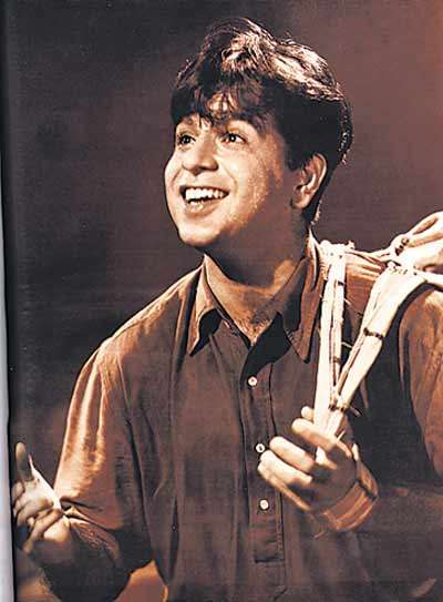 <STRONG>Iconic</STRONG>: Dilip Kumar in a still from <EM>Naya Daur.</EM>&nbsp;