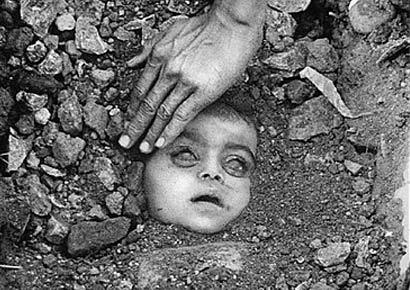 Bhopal Gas Tragedy 1984 (Karya Pablo Bartholomew)
