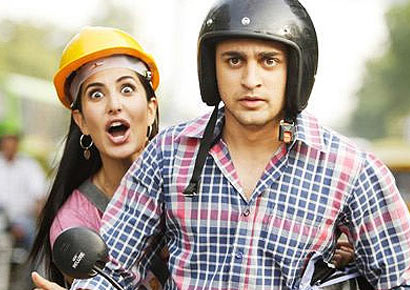 Katrina Kaif and Imran Khan in <i>Mere Brother Ki Dulhan</i>