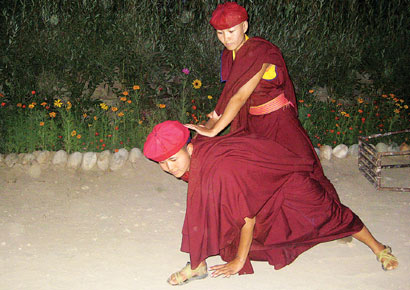The Drukpa nunnery in Ladakh is home to a self-empowered branch of feminist Buddhism