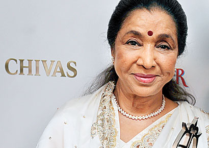 Asha Bhosle
