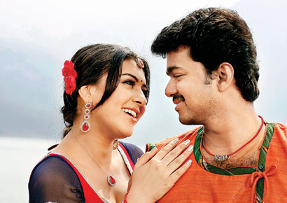 A still from <i>Velayudham</i>