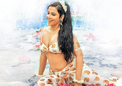 Vidya Balan in <i>The Dirty Picture</i>
