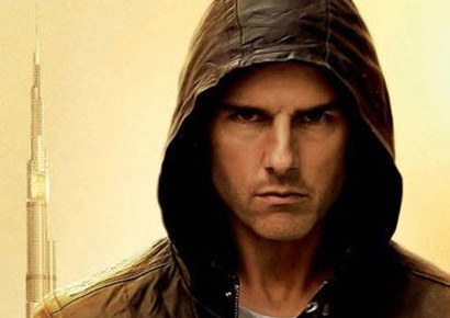 Mission: Impossible 4- Ghost Protocol