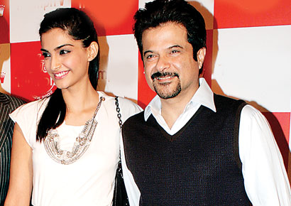 Anil Kapoor is a biased dad, says daughter Sonam