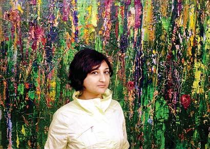 Beauty always resides in the mundane :   Sharmistha Ray, Artist-Curator-Consultant