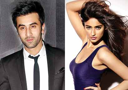 Ranbir Kapoor and Ileana Dcruz