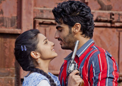Parineeti Chopra & Arjun Kapoor in <i>Ishaqzaade</i>