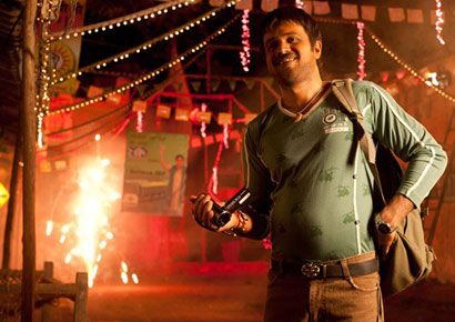 Emraan Hashmi as Jogi in <i>Shanghai</i>
