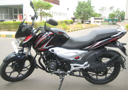 First ride bajaj s new discover 125 st sporty and affordable latest