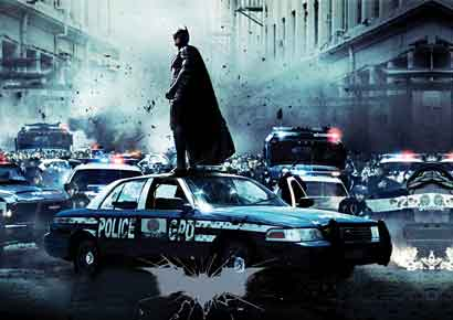 A still from <i>The Dark Knight Rises</i>