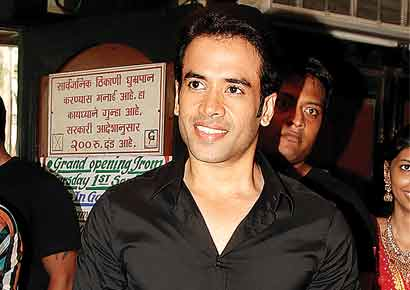 Tusshar Kapoor 