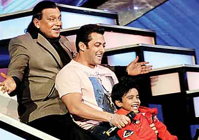 1723381 When Salman Khan ragged Mithun Chakraborthy