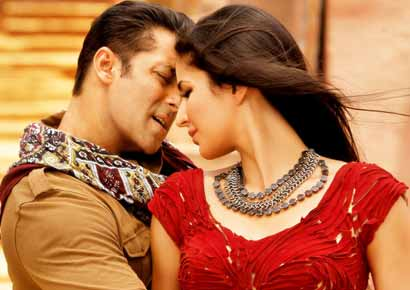 A scene from <i>Ek Tha Tiger</i>
