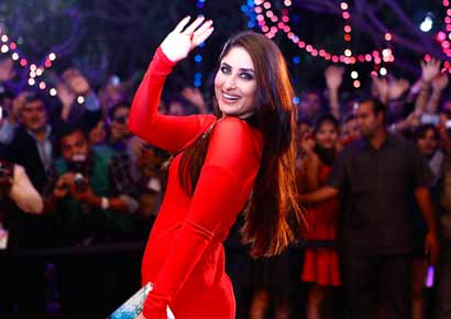 Kareena Kapoor in a still from the film <i>Heroine</i>