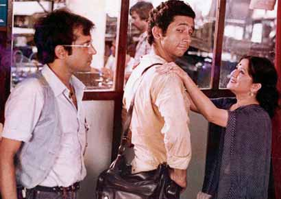 A still from<i> Jaane Bhi Do Yaaro</i>