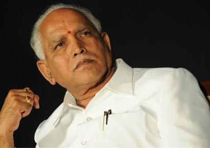 BS Yeddyurappa