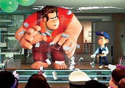 A still from <i>Wreck-It Ralph</i>