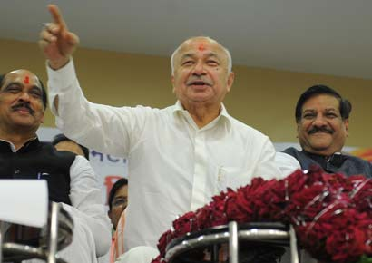 Sushil Kumar Shinde 