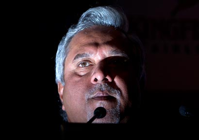 Vijay Mallya 