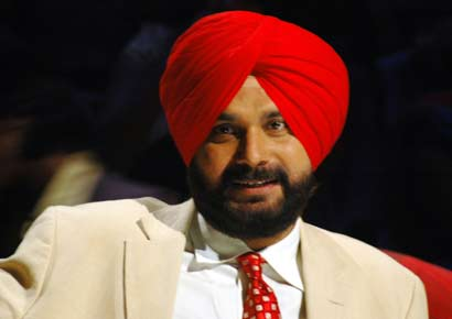 Navjot Singh Sidhu