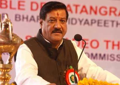 Prithviraj Chavan