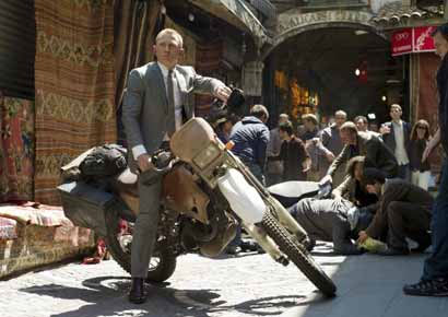 A still from <i>Skyfall</i>