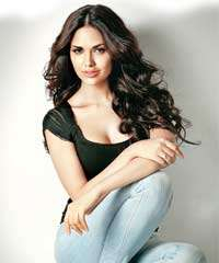 1764335 200 Esha Gupta on a roll; signs third film with Bhatts