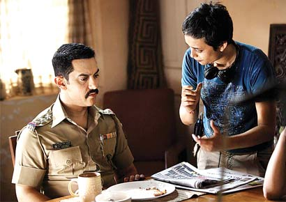 Aamir Khan in <i>Talaash</i>