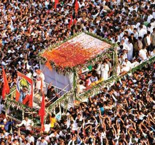 How newspapers in Mumbai covered Bal Thackeray's funeral