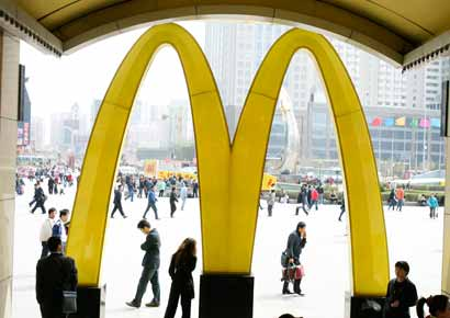 An Indian man was caught spying on two ladies in the MC Donald's toilets<br/><i>Representation image</i>