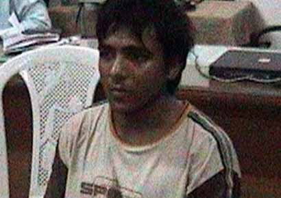 A file photo of Ajmal Kasab