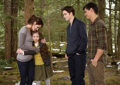 A still from <i>Twilight Saga: Breaking Dawn�Part 2</i>