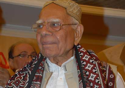 Ram Jethmalani