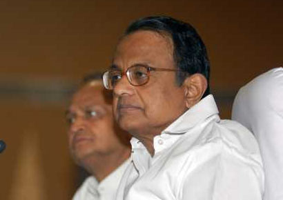 P Chidambaram
