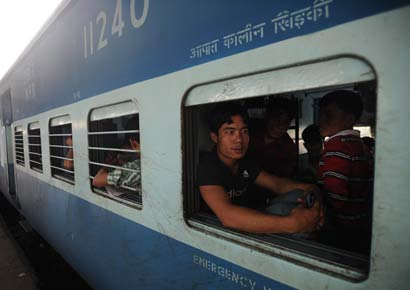 The railway minister hinted at a hike in passenger fare