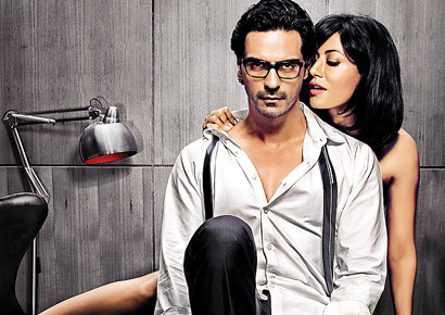 Chitrangda Sigh and Arjun Rampal