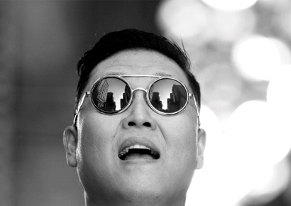 Psy Performs Live On Sunrise
