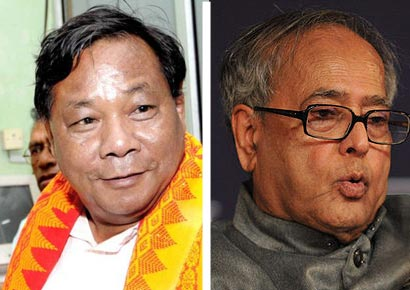 In his petition, Sangma had argued that Mukherjee held offices of profit on the date of filing of nomination for the election. 