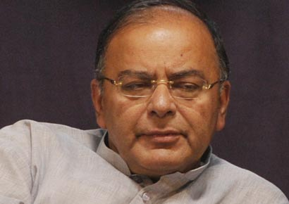 Leader of the Opposition in  Rajya Sabha Arun Jaitley
