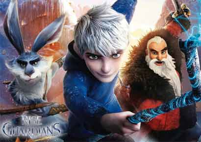 A still from the film <i>Rise of the Guardians</i>