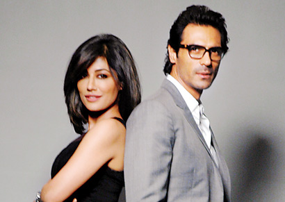 Chitrangda Singh and Arjun Rampal