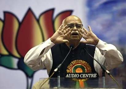 LK Advani