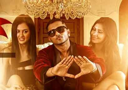 Honey Singh Photo courtesy Facebook