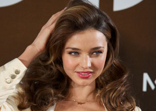 A file photo of Miranda Kerr