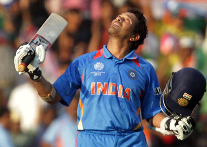 A file photo of Sachin Tendulkar