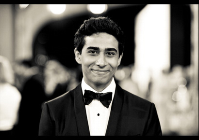 Actor Suraj Sharma at the <i>Life of Pi</i> opening gala during day one of the 9th Annual Dubai International Film Festival at the Madinat Jumeriah Complex on December 9, 2012 in Dubai, UAE.