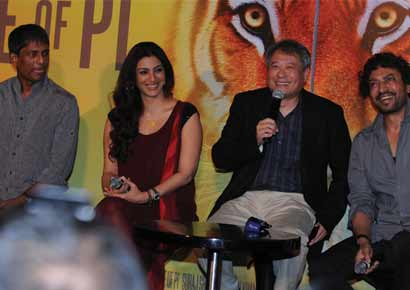 Promotions of <i>Life of Pi</i>